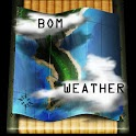 BOM Weather – Mel and Syd logo