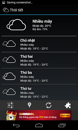 免費天氣App|Vietnamese weather widget|阿達玩APP