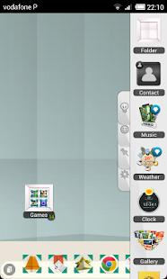 TSF Shell Origami Theme HD- screenshot thumbnail
