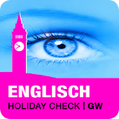 ENGLISCH Holiday Check | GW