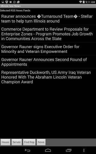 Illinois Government  screenshots 10