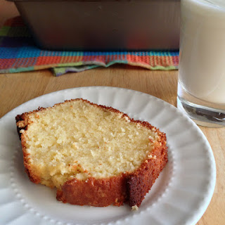 Betty's Buttermilk Pound Cake from The Brown Betty Cookbook.