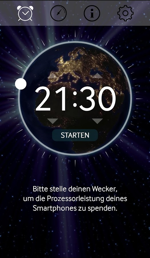 Samsung Power Sleep - screenshot