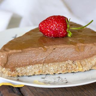 Dairy Free Chocolate Ice Cream Torte