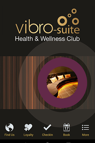 Vibro-Suite Health & Wellness- screenshot