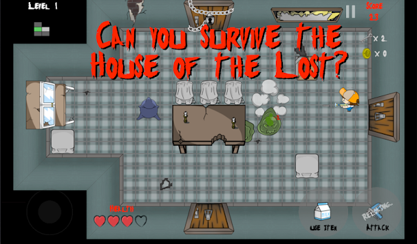 House of the Lost apk screenshot
