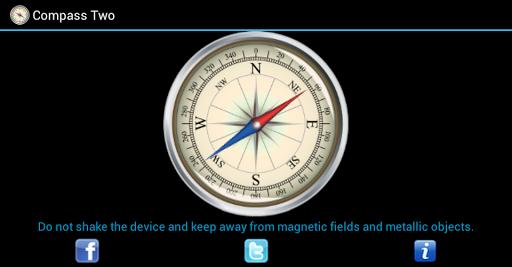 【免費工具App】Compass Two-APP點子