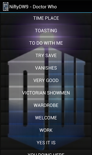免費下載音樂APP|Soundboard - 9th Doctor Who app開箱文|APP開箱王