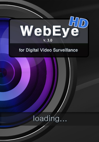 WebEye - screenshot