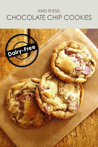 Dairy Free Dessert Recipes