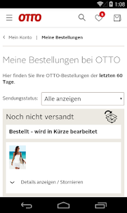 OTTO - Mode & Fashion-Shopping - screenshot thumbnail