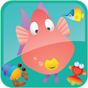 Ocean Coloring Book for Kids icon