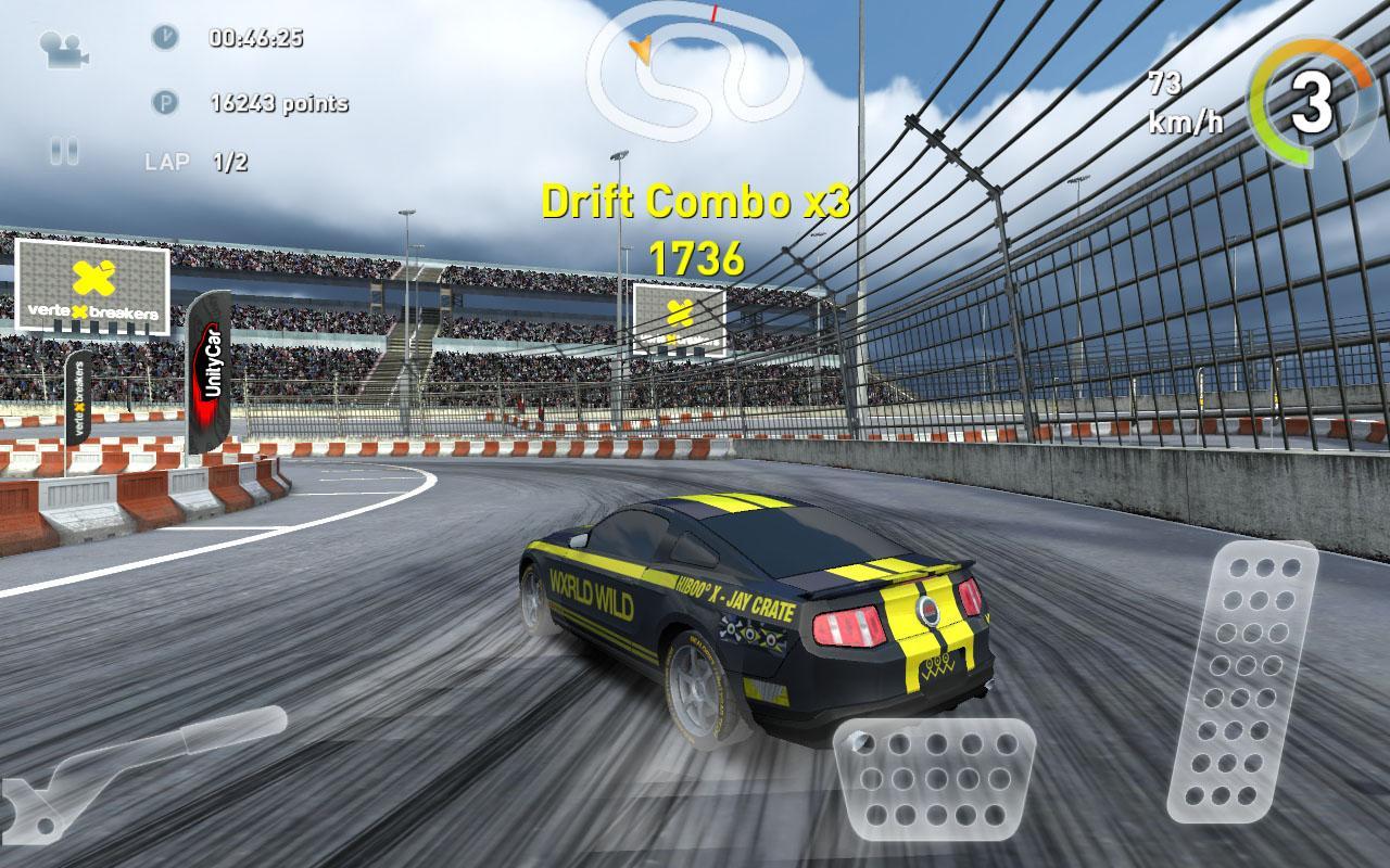 Real Drift Car Racing - screenshot