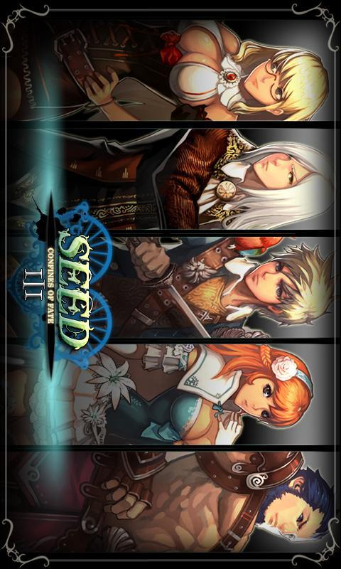 SEED3 - Heroes in time- screenshot