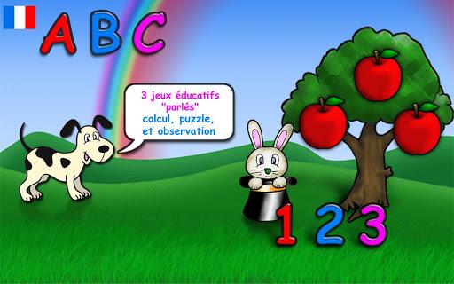 Jeux éducatifs pour enfants FR
