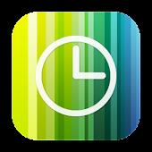 Flyer Clock