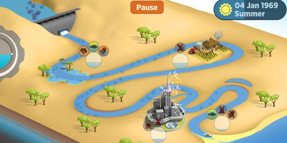 Run The River Android Apps On Google Play - River game