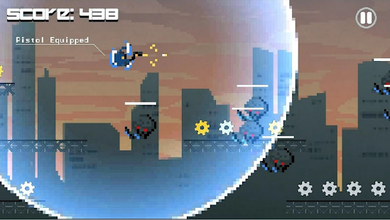 FutureCop - Run and Gun- screenshot thumbnail
