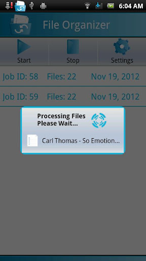 File Organizer Unlocker