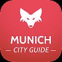 Munich Travel Guide (Offline) icon