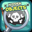 Ninjas vs Pirates HiddenObject