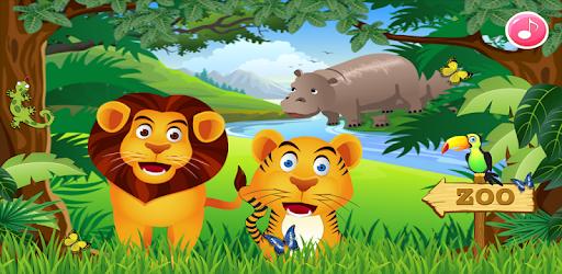 Приложения в Google Play – Zoo Animal Family Learning!