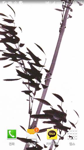 풍죽배경화면