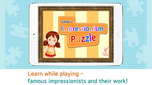 Gelda's Impressionism Puzzle