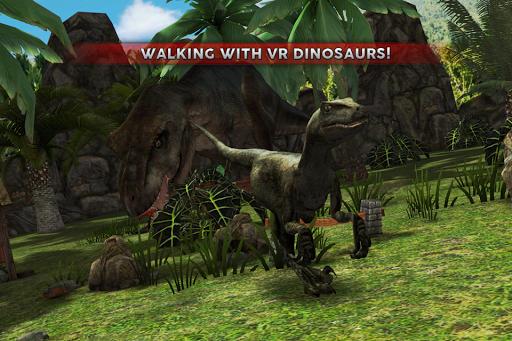 Jurassic VR - Google Cardboard 1.7.4 screenshots 2
