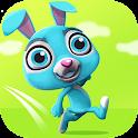 Jumpy the Bunny – Fly & Jump icon