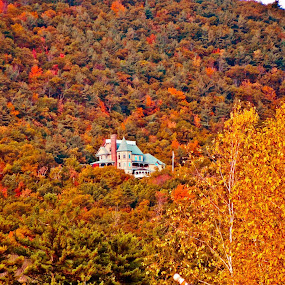 New Hampshire by Plamen Valkovski - Landscapes Mountains & Hills