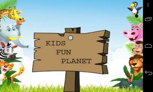 Kids Fun Planet