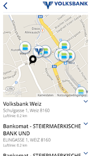 Volksbank Mobile Banking- screenshot thumbnail