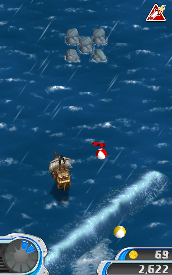 Danger Boat- screenshot