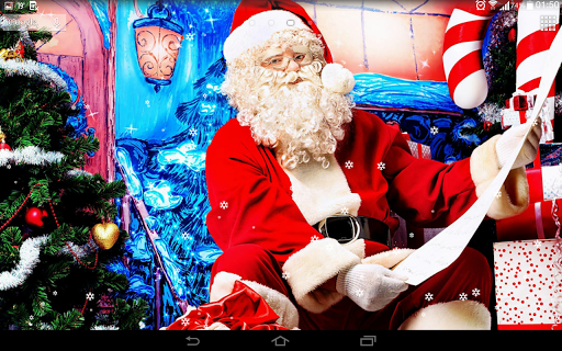 無料个人化Appのクリスマスプロライブ壁紙。|HotApp4Game