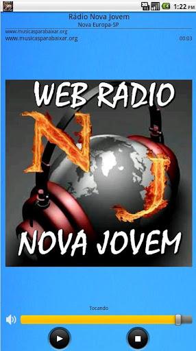 Rádio Nova Jovem