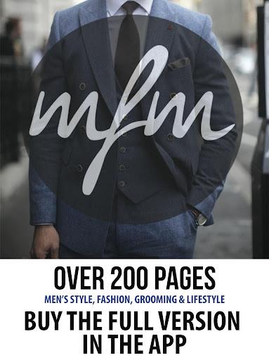 玩免費生活APP|下載Mens Fashion Magazine app不用錢|硬是要APP