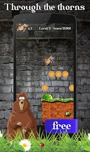 Nemotorný medvěd běh 2 - náhled