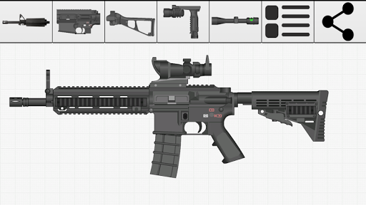 Weapon Builder 5 screenshots 8