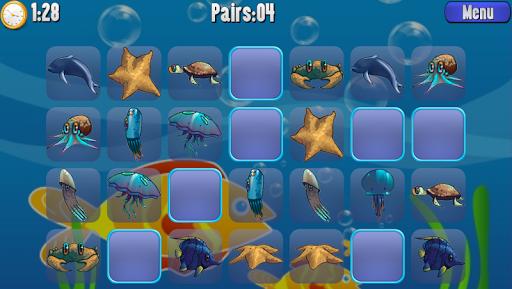 Aquarium Pairs