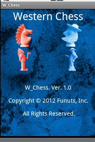 Wild West Chess- screenshot