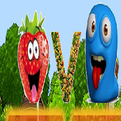 Fruits Vs Worms