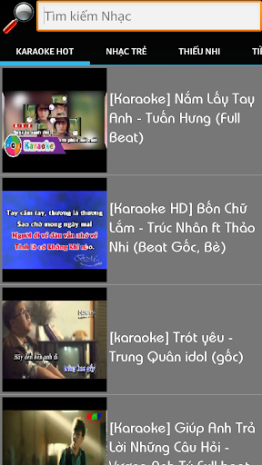 Karaoke Viet Nam New Hot