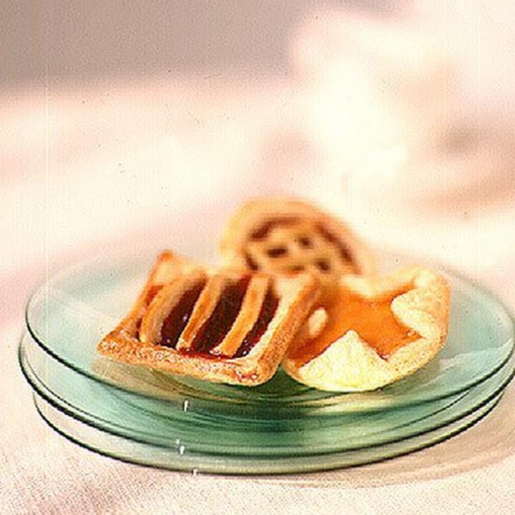 Mini Jam Tarts Recipe