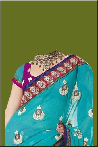Woman Saree Fashion Photo