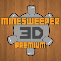 Minesweeper 3D – Premium logo