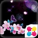 Beautiful Theme Sakura Night icon