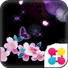 Beautiful Theme Sakura Night icon