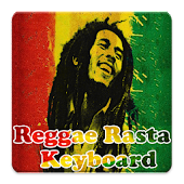 Reggae Rasta Keyboard