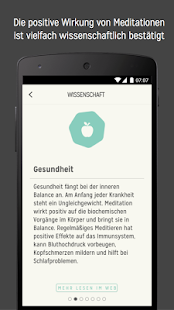 7Mind Meditation & Achtsamkeit – Miniaturansicht des Screenshots